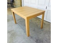 Brand New 120cm Extending Dining Table