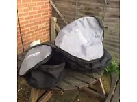 """Drum soft bags cases 22"""" and 14"""" - £20"""