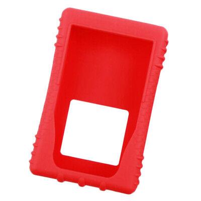 Durable Rf Explorer Handheld Spectrum Analyzer Silicone Case Dustproof Red