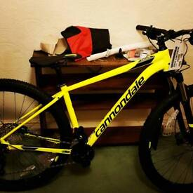Cannondale trail 4 2018 model