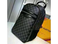 Black Louis Vuitton Backpack (Other Styles Available)