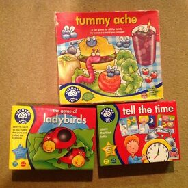Orchard children's games (three)