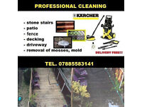 PROFESSIONAL CLEANING GARDEN