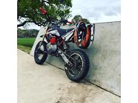 Demon X 140cc