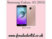 Samsung Galaxy A3 (2016) Rose Gold