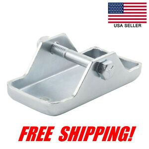 """Trailer Jack Foot Fits 2"""" Tube for A Frame Jack and More"""