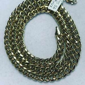 10K 14K GOLD CHAIN SALE ON NOW !!!!!!! 50% OFF