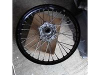 "KTM 950 ADVENTURE WHEELS 17"" AND 19"""
