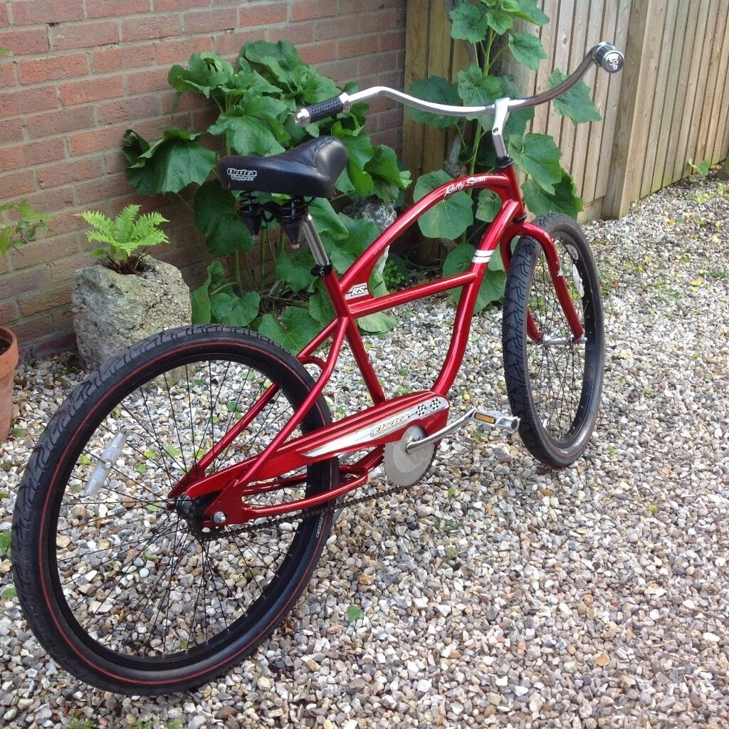 Electra Rally Sport Cruiser/ Klunker style Bicycle