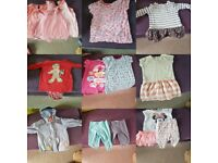 Lovely girl clothes age 2-3 zara next like new or new