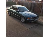 BMW 730i 7 SERIES RARE CLASSIC E38 - OPEN TO OFFERS