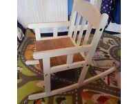 Ikea kids rocking chair £5