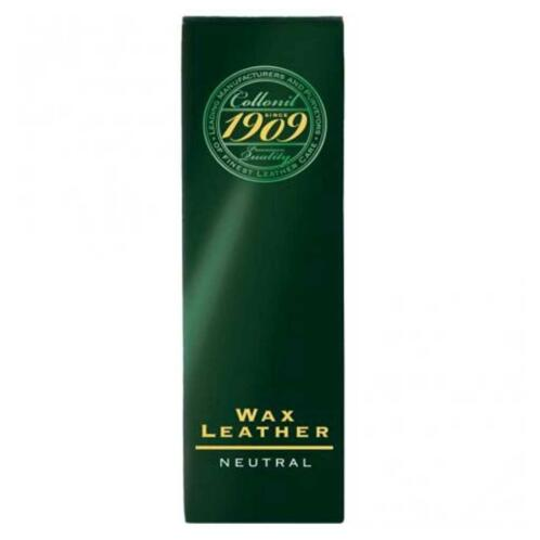 Collonil 1909 Wax Leathertube 75ML Onderhoud