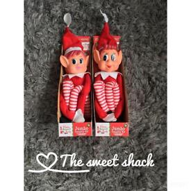 JUMBO elf on the shelf