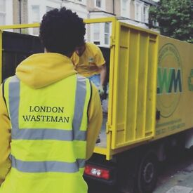 SAME DAY WASTE/RUBBISH & HOUSE CLEARANCE. MATTRESS, FRIDGES, WASHING MACHINE AND MORE CLEARED SW10