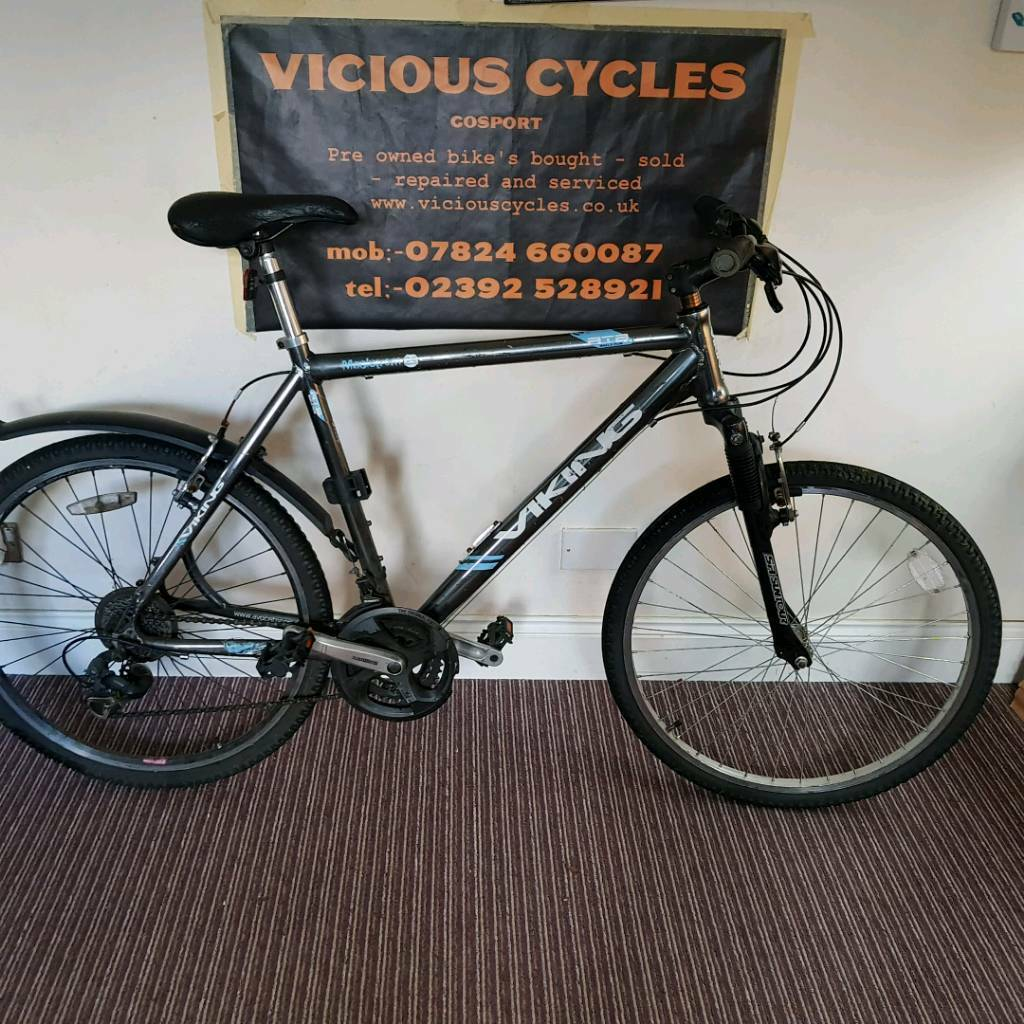 Viking maelstrom 21 inch frame 21 speed ready to ride
