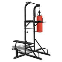 Banc Abdominaux Sports Fitness 2ememainbe