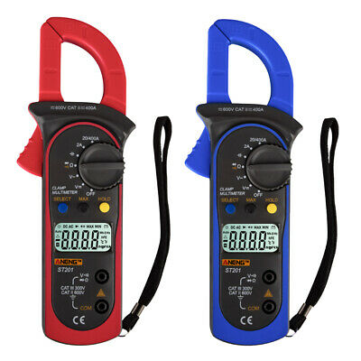 Digital Amper Clamp Meter Multimeter Current Clamp Clamps Voltmeter Ammeter