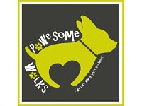 P🐾wesome W🐾lks - Professional dog walking & small animal services- reliable -flexible - caring 🐾