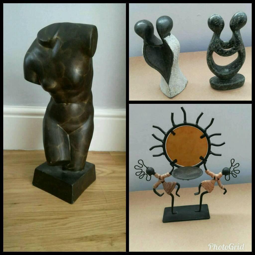 Figurines x 13