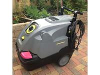 Karcher HDS 6/12 C Hot/ColdPressure Washer/Steam Cleaner/Car/Power/Jet/Wash 240V !!