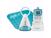 Angel care sound and safety monitor with box