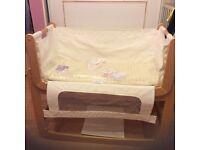 Snuzpod 2 baby crib