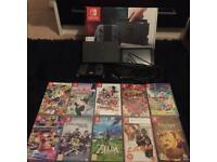 Nintendo Switch MEGA BUNDLE