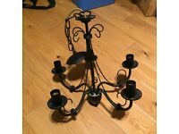 Ceiling Pendant Light - Black