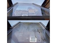WINDOW CLEANER LONDON CONSERVATORY, SKYLIGHT AND VELUX CLEANING