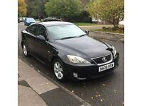 Lexus IS 2008 220d 2.2 TD 4dr MOT June 2018 EXCELLENT Condition