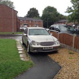 Mercedes C200 / C220 2005