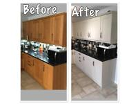 Kitchen and Furniture Spraying!! FREE QUOTES!!