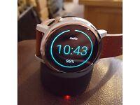 Moto 360 gen 2 smart watch