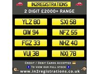 """2 digit NI Number Plates from £2000 - Registration plates 18 19 20"""" Inch Alloy wheels"""
