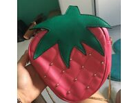 Little Strawberry Bag