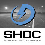 SHOC Football Visors and Inserts