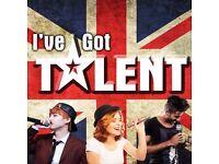 I've Got Talent Free Entry