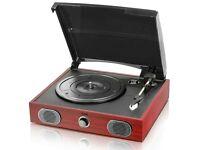 Itek I60007 USB Vinyl Turntable. Convert/Record To MP3