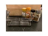 Spice Racks x4 (for inside cupboard door)