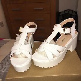 Women's river island shoes brand new