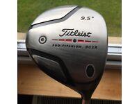 Titleist 905R Pro.Titanium Driver 9.5