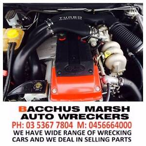 FORD FALCON ENGINE 4.0 DOHC, TURBO, 245kW, BF, 10/2005-06/2010 Maddingley Moorabool Area Preview