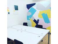 Creative Desk Space in Stokes Croft