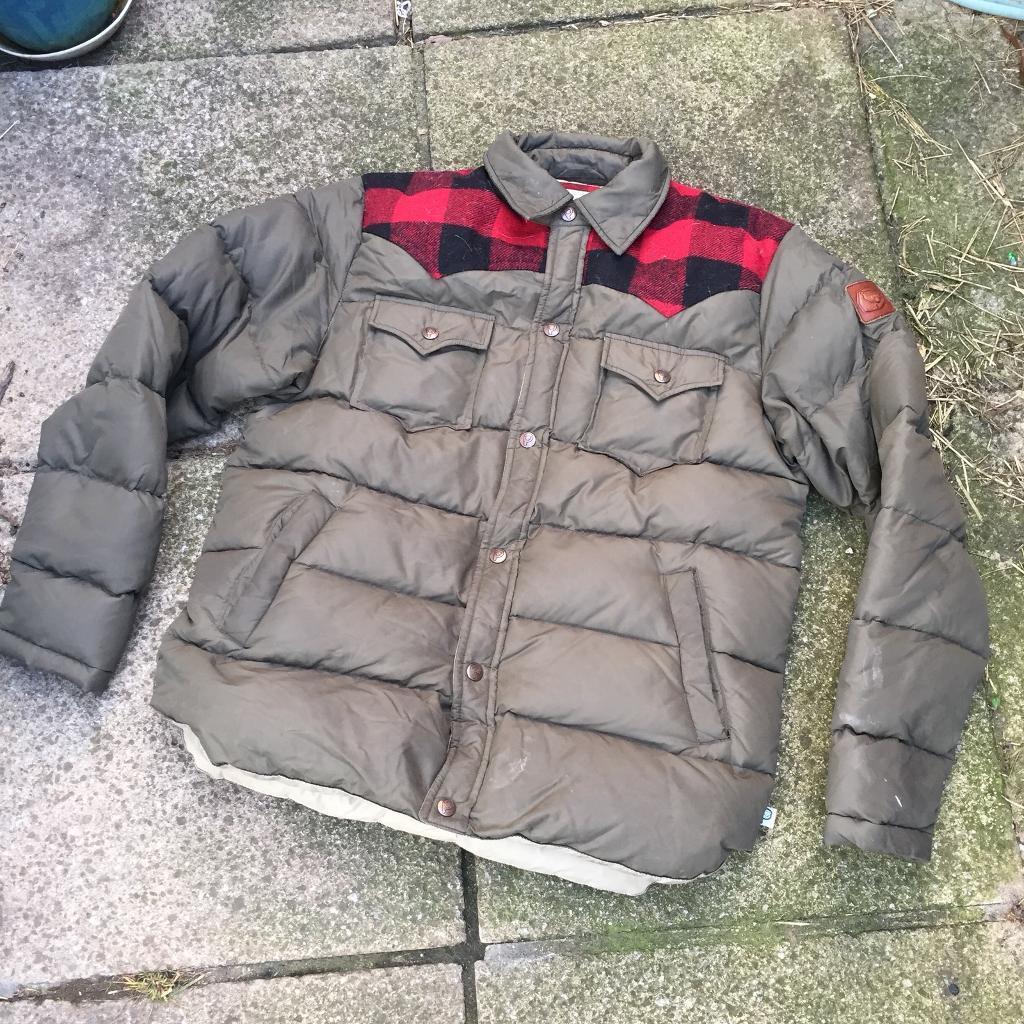 449675023 Penfield Rockford khaki jacket size small | in Docklands, London | Gumtree