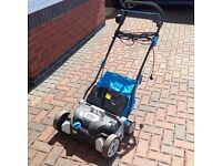 MacAllister Electric Scarifier and Raker used only twice.