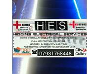 Fully qualified and registered electrician. Any quote beaten.