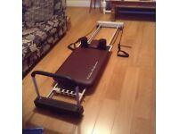 Pilates Performer workout machine