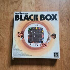 Black Box Board Game cc.1977