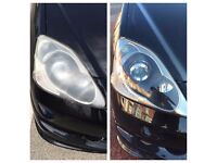 Mr. Headlight - Headlight Restoration Sheffield ONLY £15!